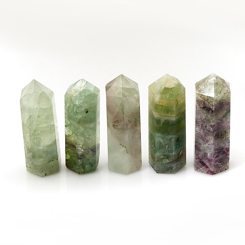 Кристалл флюорит (ограненный) M (7-12 см) (1 шт) кристалл флюорит ограненный l 12 16 см 1 шт