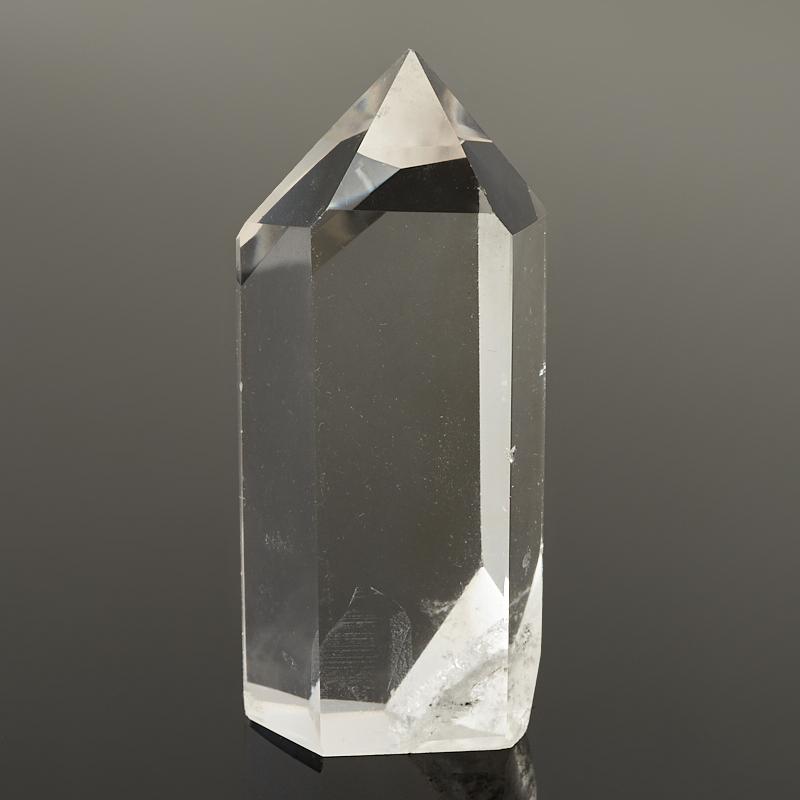 Кристалл горный хрусталь (ограненный) S (4-7 см) (1 шт) кристалл раухтопаз s 4 7 см 1 шт