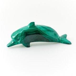 Дельфин малахит Конго 9,5 см