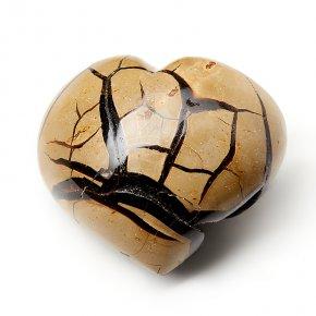 Сердечко септария Мадагаскар 11,5 см