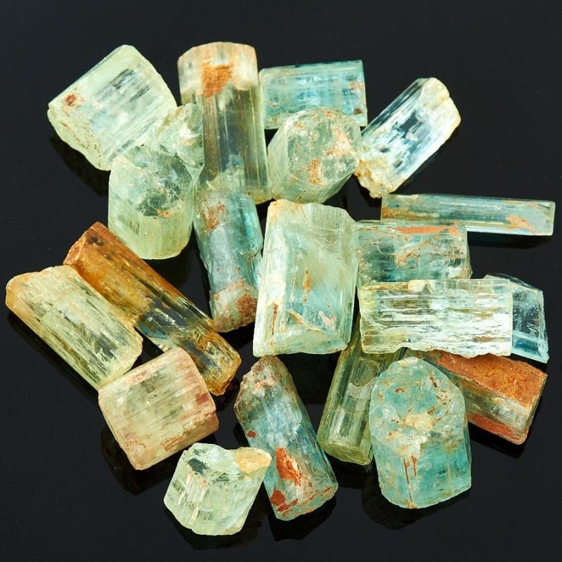 Аквамарин кристалл  Шерлова Гора (1-2 см) 1 шт.