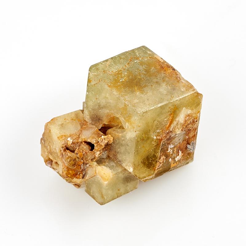 Фото - Образец гранат гроссуляр XS (3-4 см) образец эвклаз xs 3 4 см