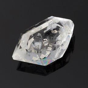 Кристалл горный хрусталь Китай (двухголовик) (1-1,5 см) (1 шт)
