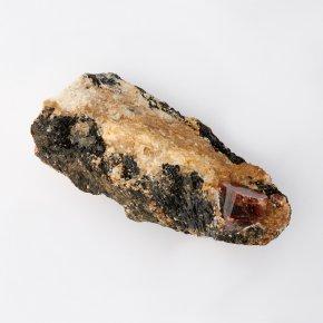 Образец циркон (гиацинт) Пакистан (в породе) M (7-12 см)