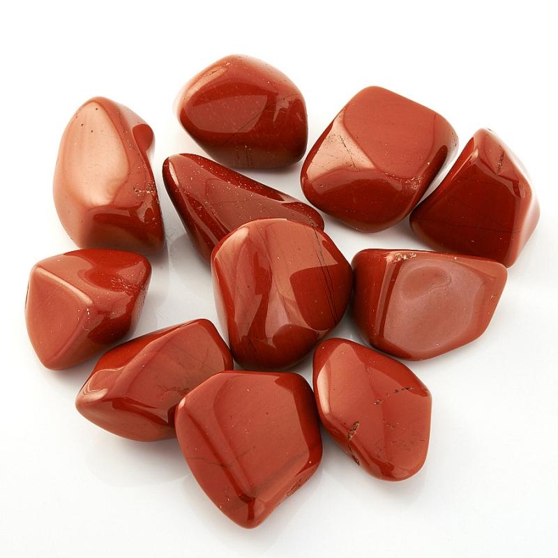 Яшма красная (2-2,5 см) 1 шт цена