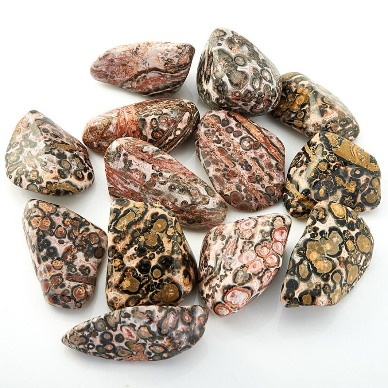 Яшма леопардовая  (2,5-3 см) 1 шт