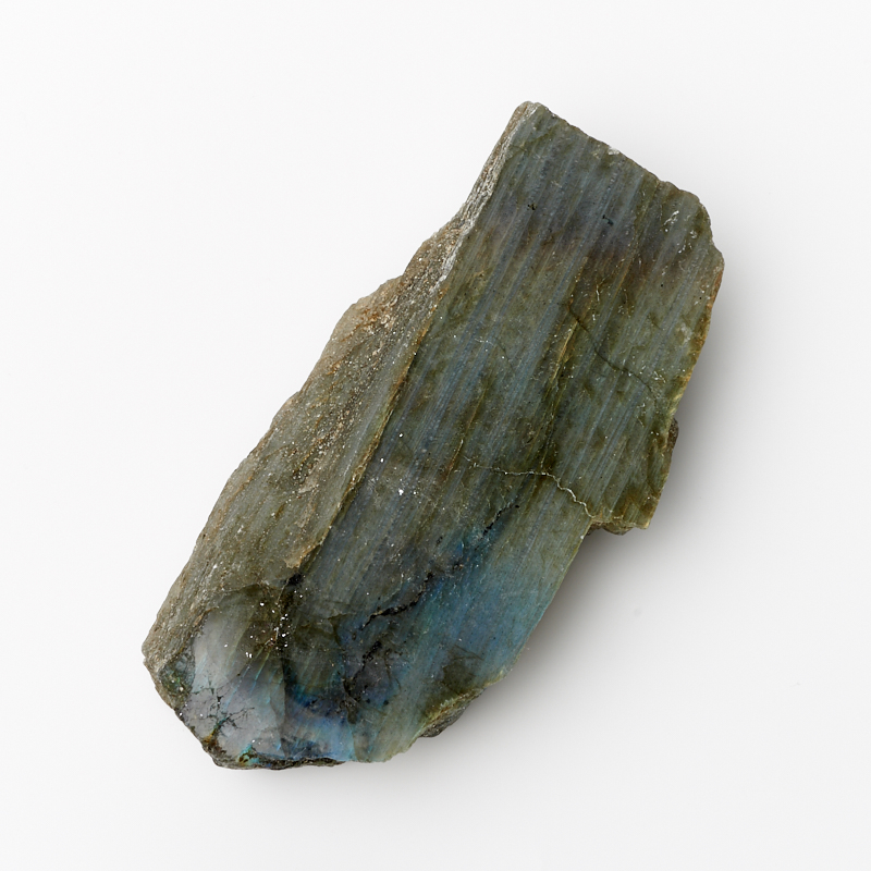 Образец лабрадор M (7-12 см) образец слюда фуксит m 7 12 см