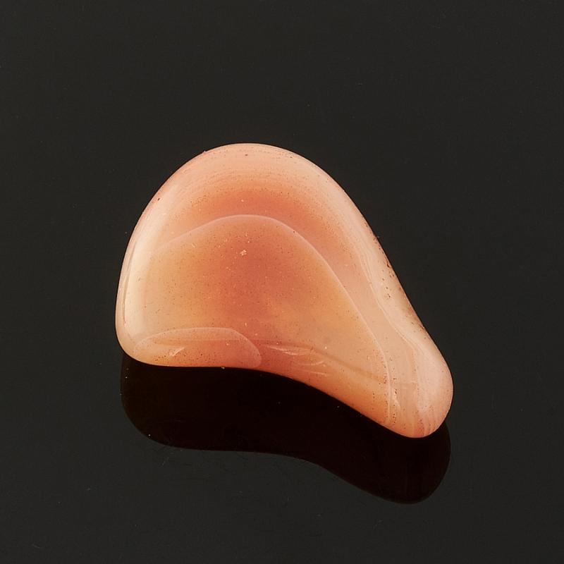 Галтовка агат абрикосовый Ботсвана (2-2,5 см) 1 шт