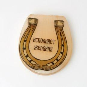 Магнит селенит Россия 5-6 см