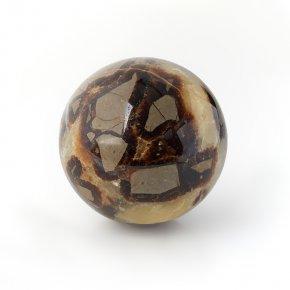 Шар микс септария, симбирцит 6,5 см