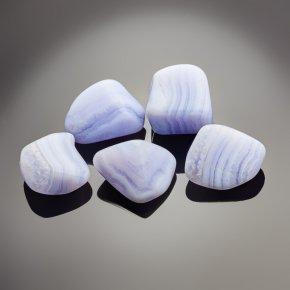 Агат голубой Намибия (2-2,5 см) 1 шт
