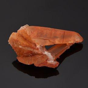 Кристалл кварц с гематитом Китай (сросток) M (7-12 см)