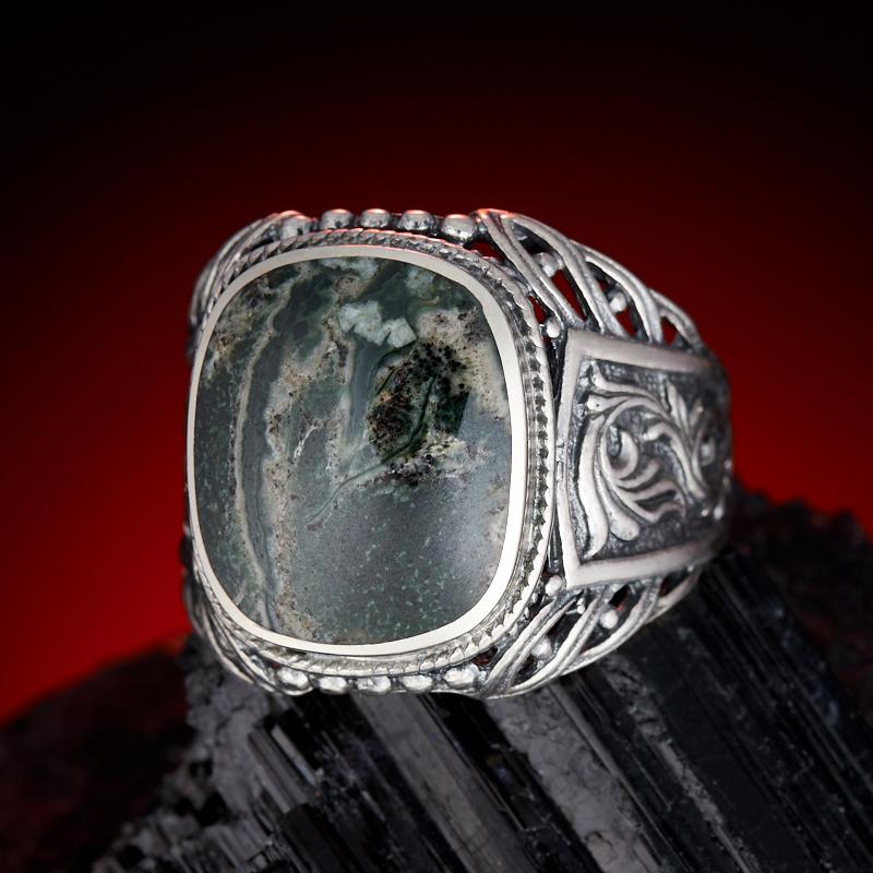 Кольцо тингуаит  (серебро 925 пр.)  размер 21,5 кольцо тингуаит серебро 925 пр размер 19 5