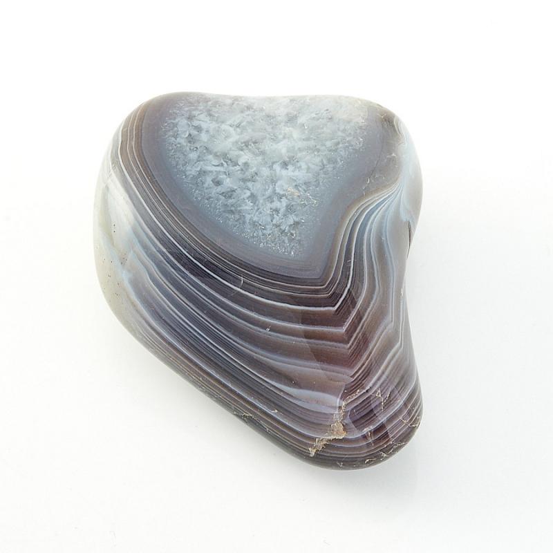 Галтовка агат серый Ботсвана (4-5 см) 1 шт