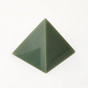 Пирамида нефрит зеленый Россия 5 см
