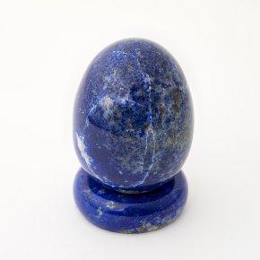 Яйцо лазурит Россия (на подставке) 5 см