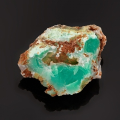 Образец хризопраз Казахстан S (4-7 см)