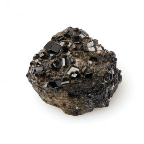 Друза гранат меланит Казахстан (2,5-3 см)