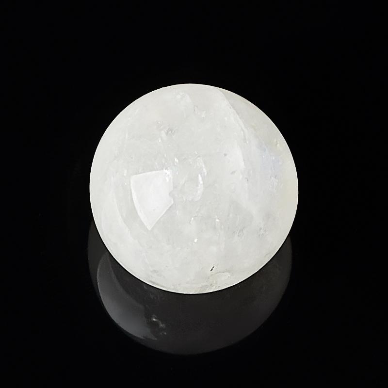 Бусина лунный камень (адуляр) Индия шарик 12-12,5 мм (1 шт)