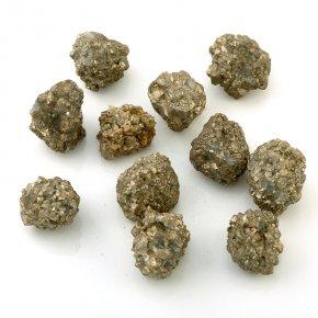 Кристалл пирит Китай (до 2 см) 1 шт