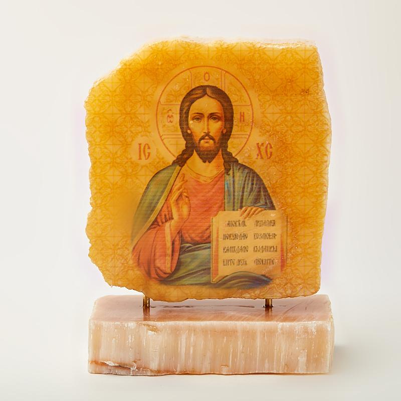 Изображение селенит Россия Иисус Христос 14 см