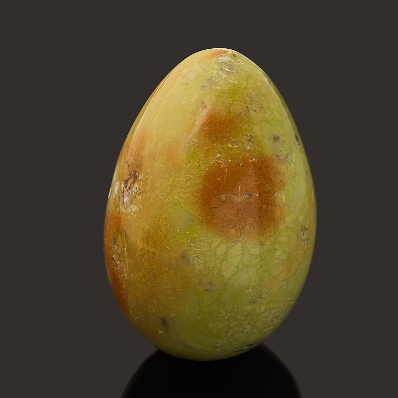Яйцо опал фисташковый Мадагаскар 6 см