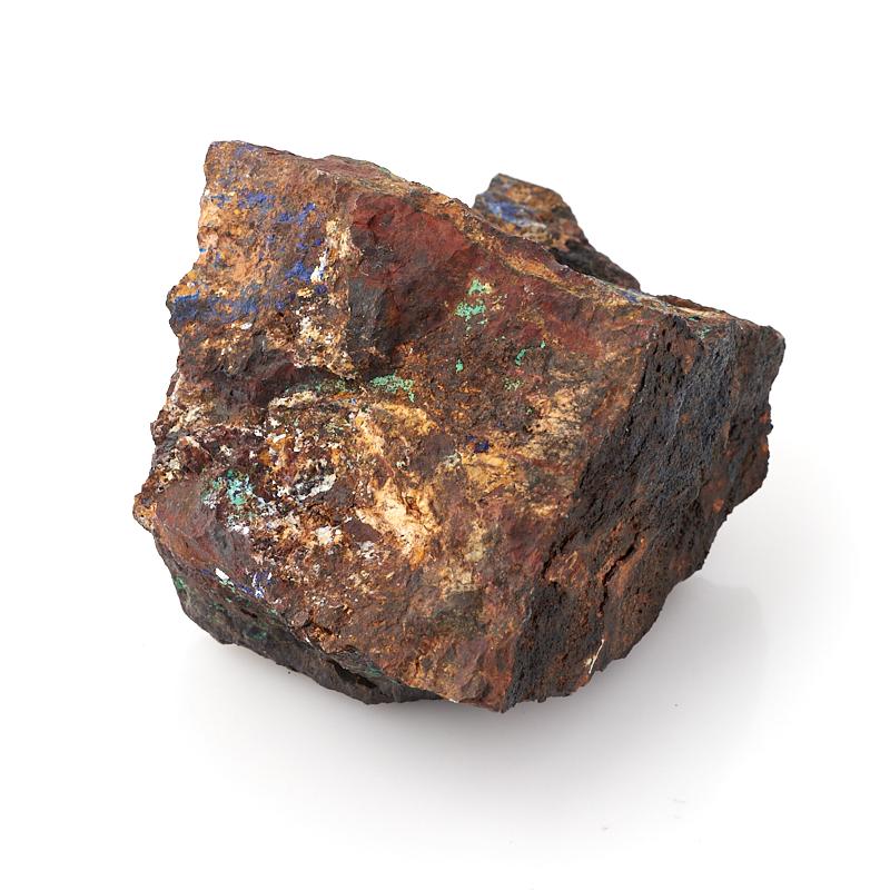 Образец азуромалахит Россия L (12-16 см)