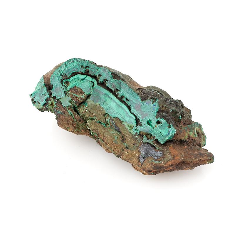 Образец малахит Россия M (7-12 см)