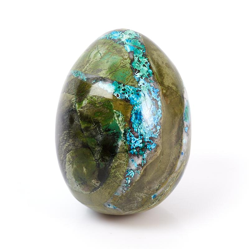 Яйцо хризоколла Россия 6,5 см