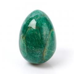 Яйцо амазонит Норвегия 6,5 см