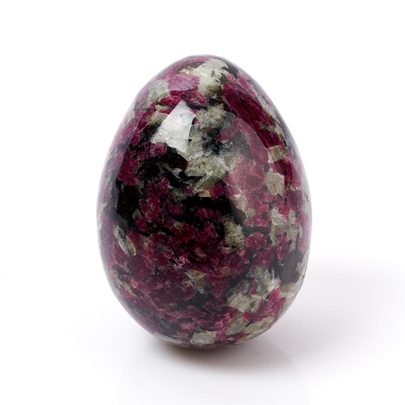 Яйцо эвдиалит Россия 5,5 см