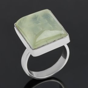 Кольцо пренит ЮАР (серебро 925 пр.) размер 17,5