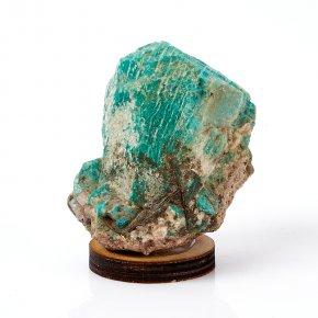 Образец амазонит Россия (на подставке) M (7-12 см)