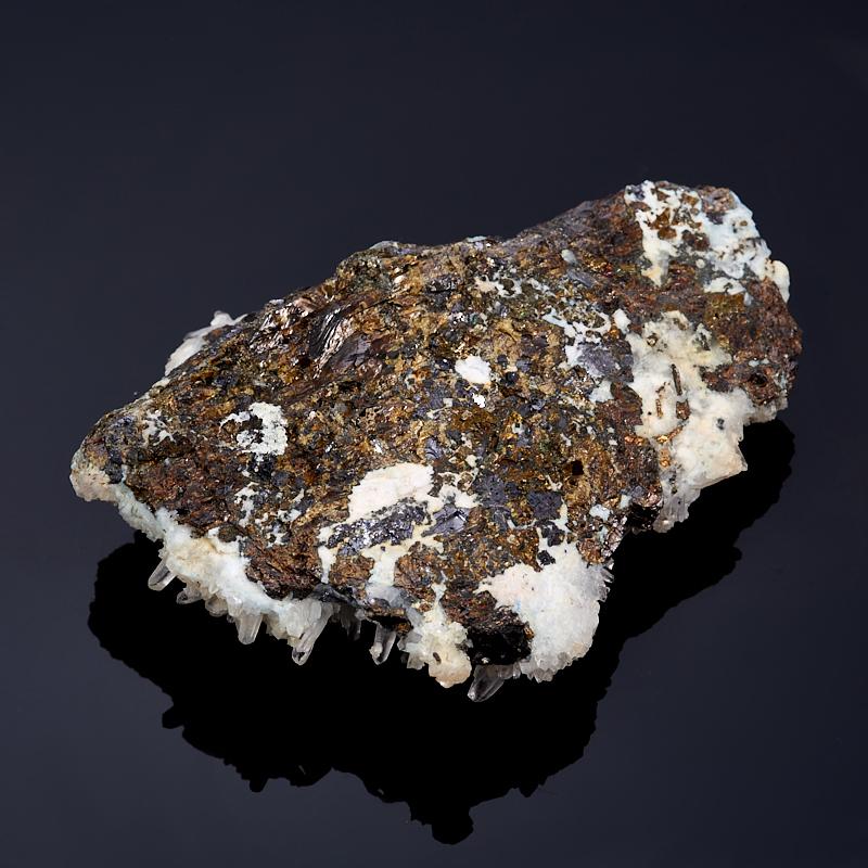 Друза микс кварц, тетраэдрит M (7-12 см)