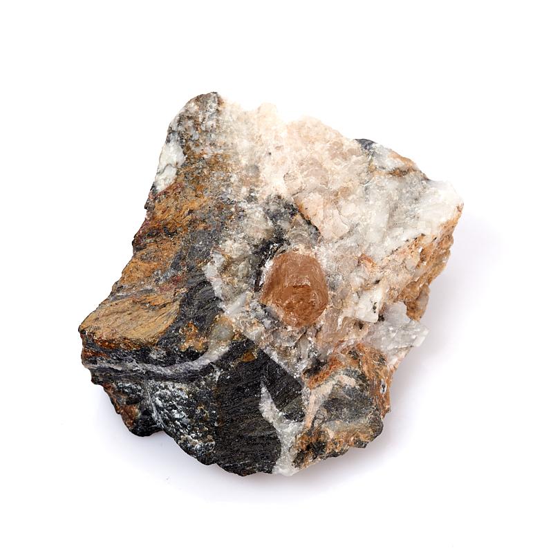 Образец топаз Пакистан (в породе) S (4-7 см)