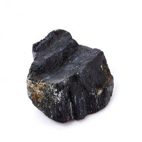 Кристалл турмалин черный (шерл) Бразилия S (4-7 см)
