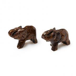 Слон бронзит ЮАР 2,5-3 см