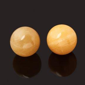 Шар кальцит желтый 5,5 см