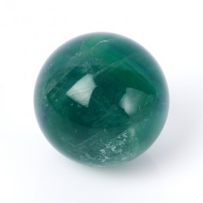 Шар флюорит зеленый 6 см