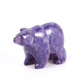 Медведь чароит Россия 7 см