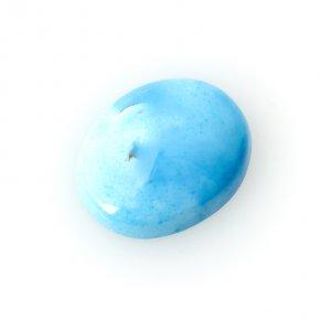 Кабошон бирюза Казахстан (1 шт) 11*13 мм