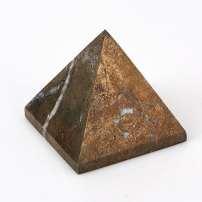 Пирамида пирит Перу 5см