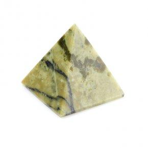 Пирамида офиокальцит Россия 4,5см