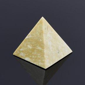 Пирамида офиокальцит Россия 5см