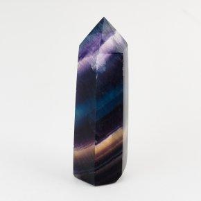 Кристалл флюорит Китай (ограненный) M (7-12см)