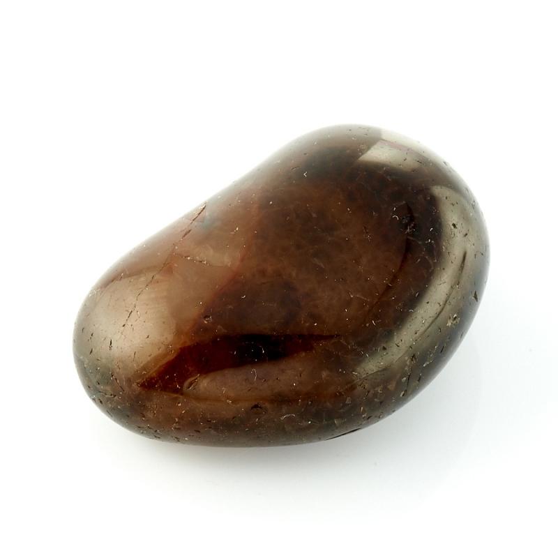 Галтовка  Агат черный Бразилия 4,5 см