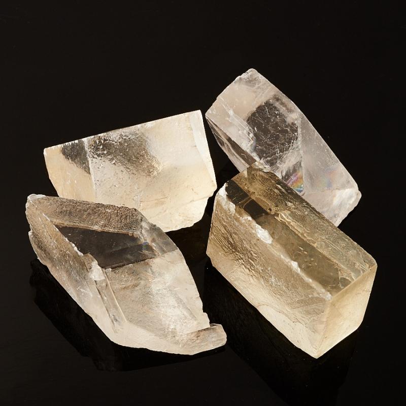 Кристалл кальцит оптический  (3,5 см) 1 шт