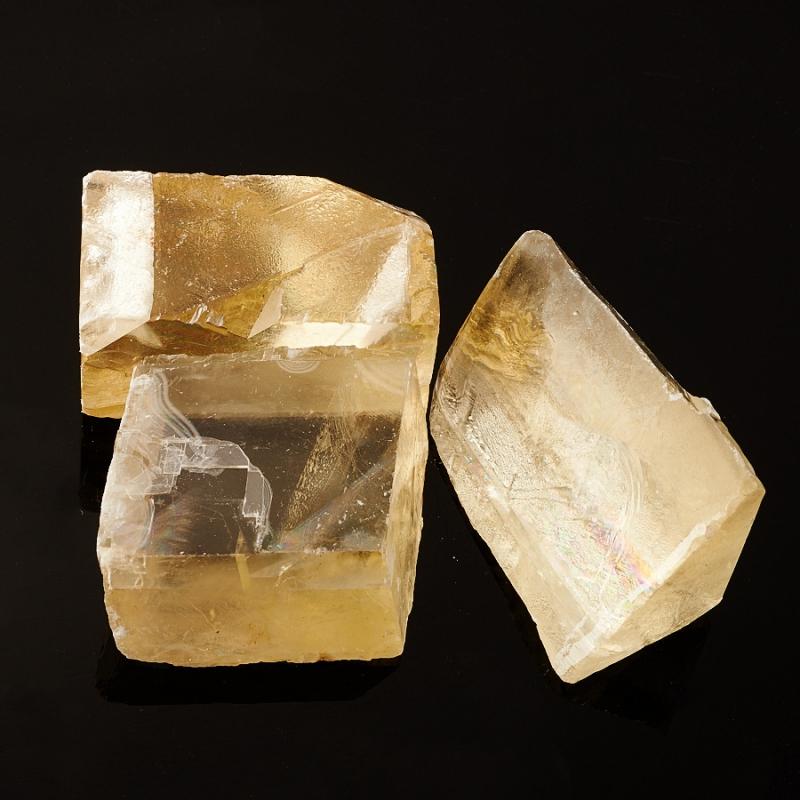 Кристалл кальцит оптический  (5 см) 1 шт