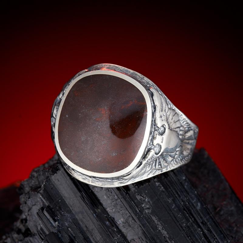 Кольцо яшма  (серебро 925 пр.)  размер 20 кольцо лазурит серебро 925 пр размер 20