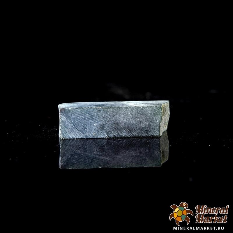 Галтовка Нефрит полоски 2,5-4 см.
